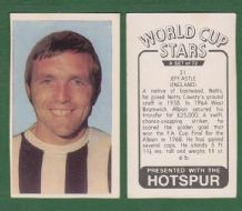 West Bromwich Albion Jeff Astle England 31